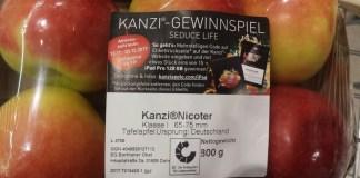 Kanzi Nicoter Apfel