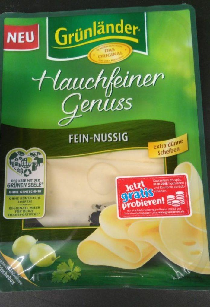 Grünländer Hauchfeiner Genuss Käseaender