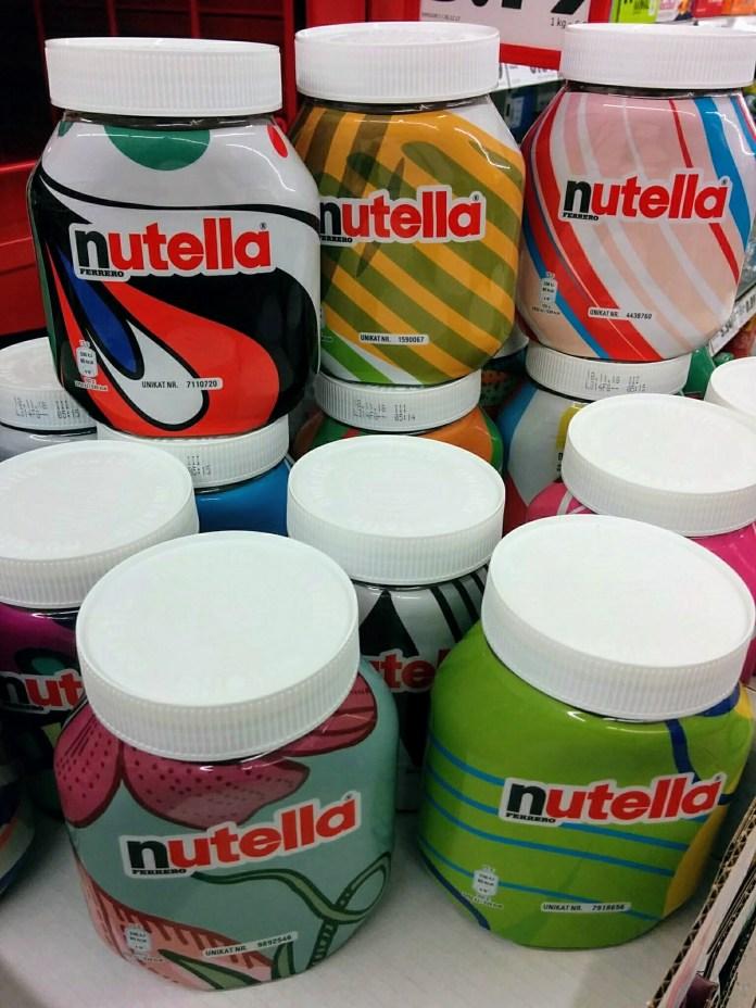 Nutella Unique Lampendeckel