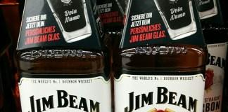 Jim Beam - Longdrinkglas