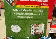 Nur Der X-temp - Fussball-WM-Tickets