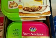 Sachsenmilch Unsere Streichfeine Butter