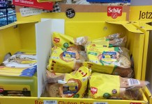 Schär glutenfreies Brot