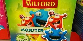 Milford Monsteralarm