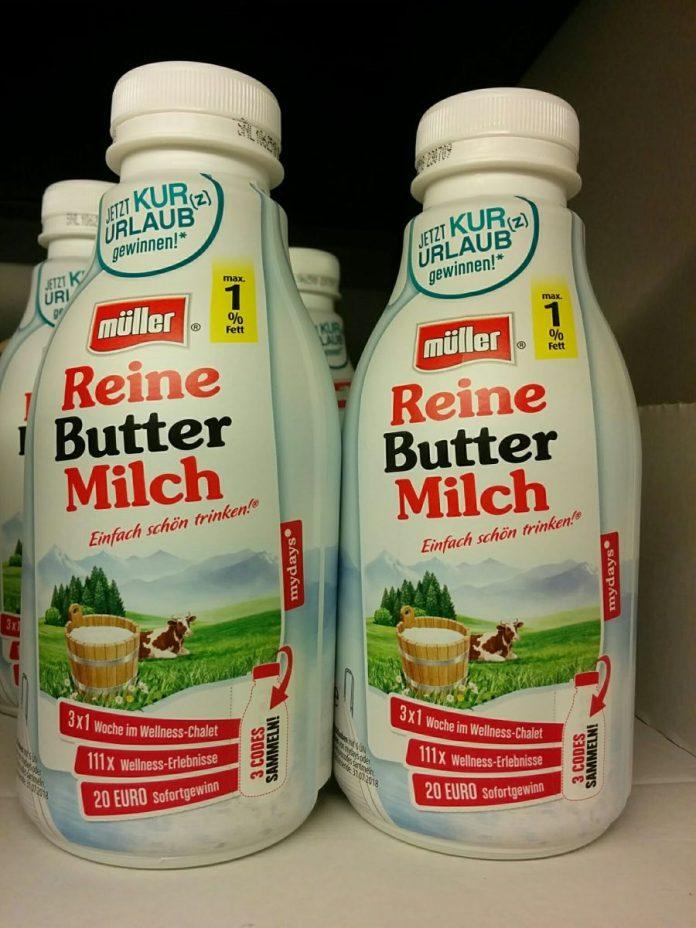 Müller Buttermilch