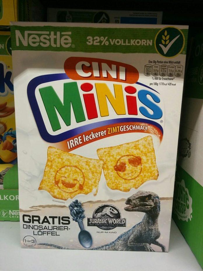 Nestlé Cini Minis