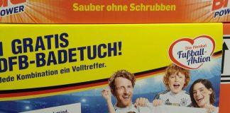 Henkel DFB-Badetuch