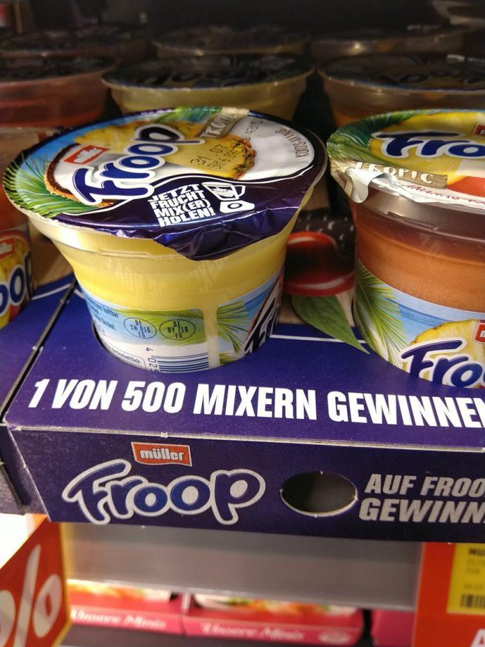 Müller Froop - Fruchtmixer