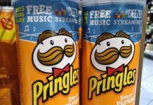 Pringles - Deezer