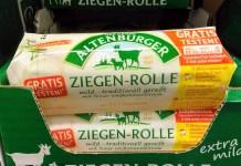 Der grüne Altenburger - Ziegen-Rolle