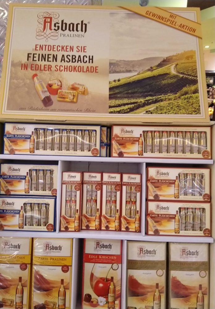 Asbach-Pralinen