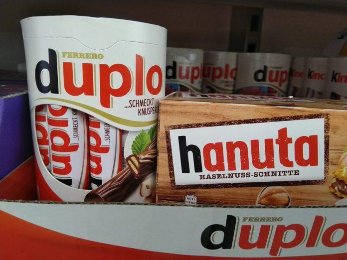 Duplo Hanuta