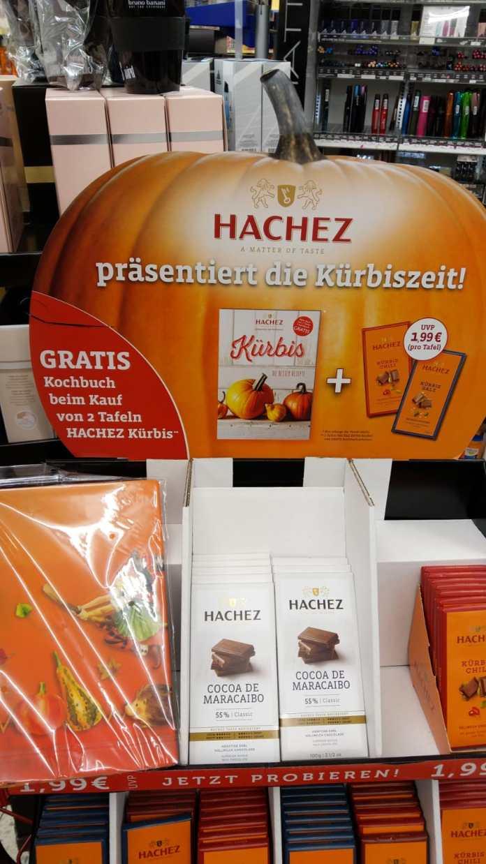 Hachez - Kürbis - Die besten Rezepte