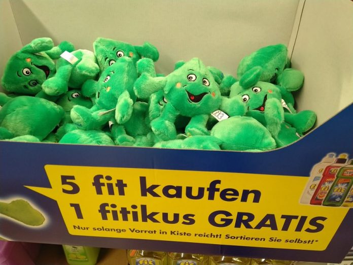 fit Spülmittel Fitikus