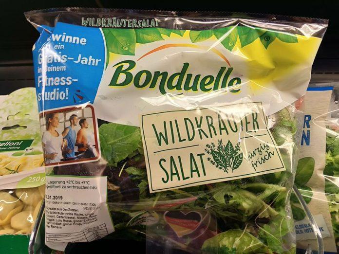 Bonduelle Salat