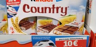Ferrero Kinder Hanuta Duplo Deutsche Bahn eCoupon