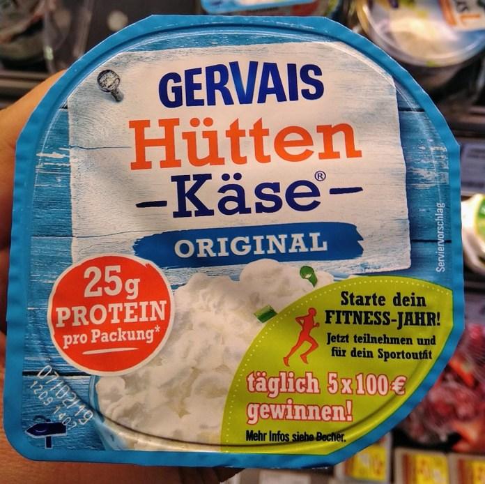 Gervais Hütten-Käse
