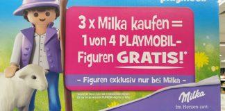Milka Playmobil Sonderfiguren