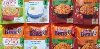 Uncle Bens Express Reis