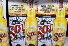 Sol Cerveza Secret Solstice Festival