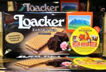 Loacker Secco Italo-Roller