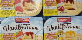 Ehrmann Traumurlaub