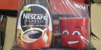 Nescafe Classic Morgentyp Kaffeetasse