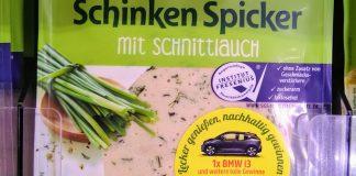 Rügenwalder Mühle Schinken Spicker BMW 3i