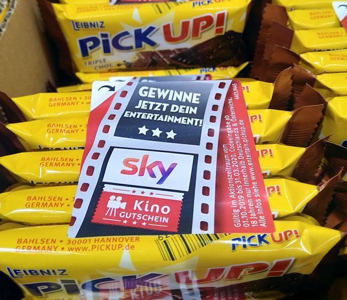 Leibniz Pick Up Sky Entertainment