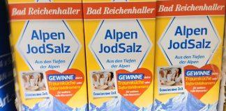 Bad Reichenhaller Salz - Traumküche