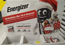 Energizer - Photobox