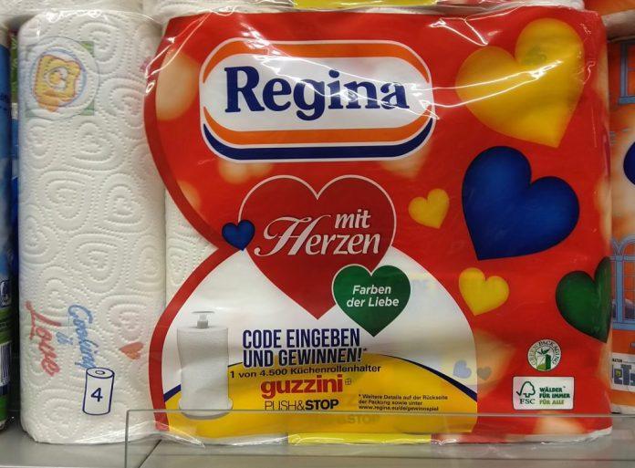 Regina Küchenpapier - Guzzini