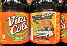Vita Cola - Gewinnfestival VW California