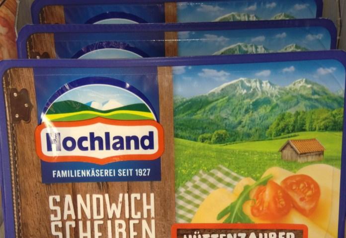 Hochland Käse - Ravensburger Spiel gratis