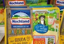 Hochland Sandwich Scheiben: Ravensburger Spiel gratis