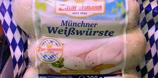 Fleischwerke Zimmermann - Goldene Weißwurst finden und gewinnen