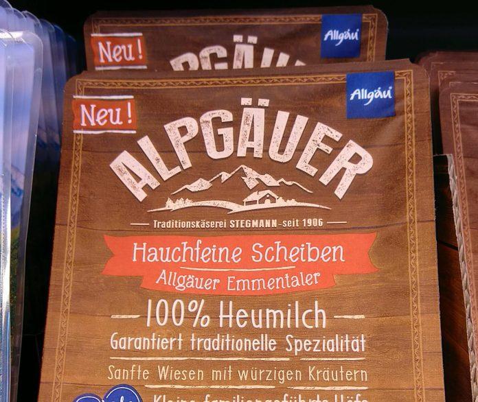 Alpgäuer Käse: Brotzeitbrettchen gratis