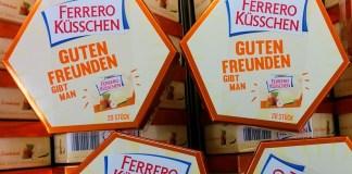 Ferrero Küsschen, Ferrero Rocher: Apple Watch Series 5 und Gold gewinnen