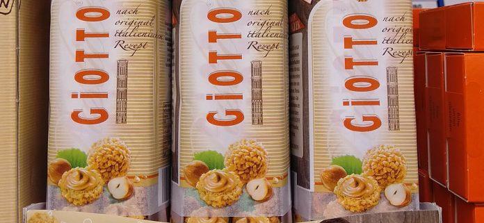 Giotto von Ferrero: Einkaufsgutschein für Netto (mit Hund) gewinnen