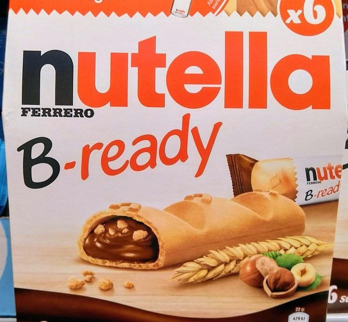 Nutella B-Ready: Fotobox gratis