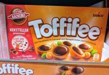 Toffifee Family Bäckerei: Keksteller gewinnen