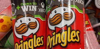 Pringles Xbox Gewinnspiel