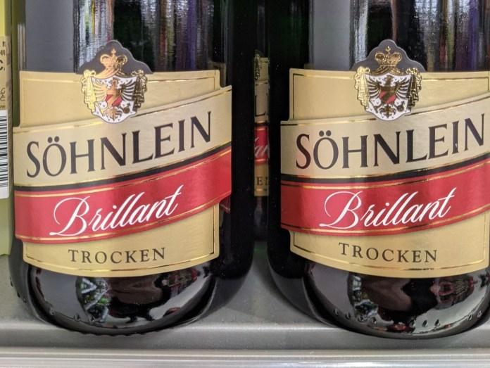 Söhnlein Brillant Kassenbon-Gewinnspiel bei Rewe