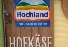 Hochland Hofkäse: Familieneinkauf gratis gewinnen