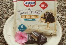 Dr Oetker My Sweet Table: Etagere gratis