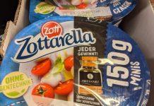 Zottarella: Ankerkraut-Gewinnspiel - Sammelgewinn oder Sofortgewinn?