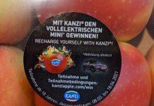 Kanzi Apple: vollelektronischen Mini gewinnen