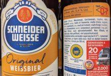 Schneider Weisse Code im Deckel - Kronkorken-Aktion