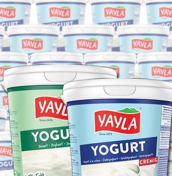 Yayla Yoghurt: 50.000 Euro, Playstation oder Krups-Küchenmaschine gewinnen. Code eingeben