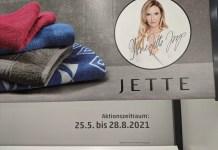 Penny Treuepunkte sammeln - Handtücher von Jette Joop als Treue-Prämie